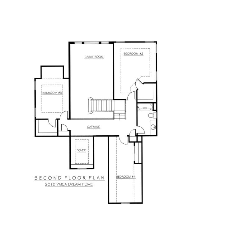 Dream House Floor Plan Lake County Ymca
