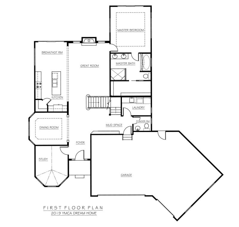 Dream Home Designs: Dream House Floor Plan